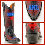 Game Day SMU Boots